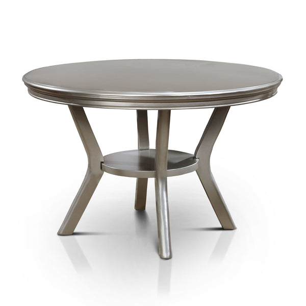 Elizza Contemporary Round Dining Table