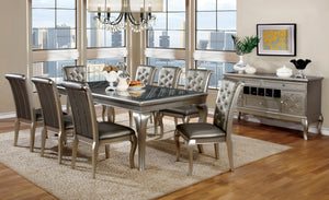 Elizza Contemporary Dining Table
