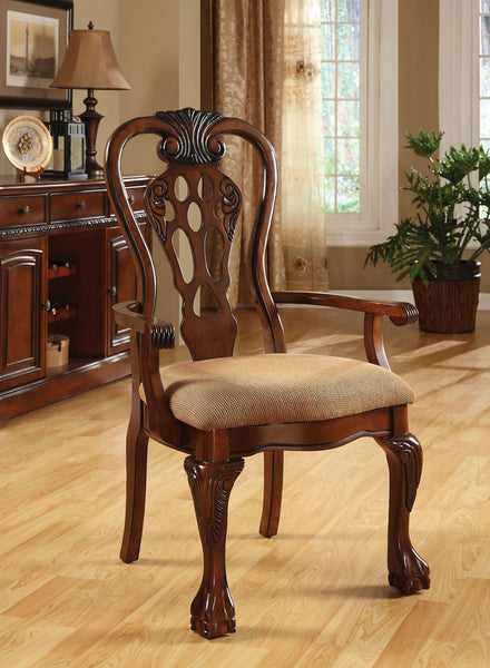 Torrano Traditional Arm Chair