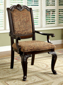 Majestry Traditional Accent Chair