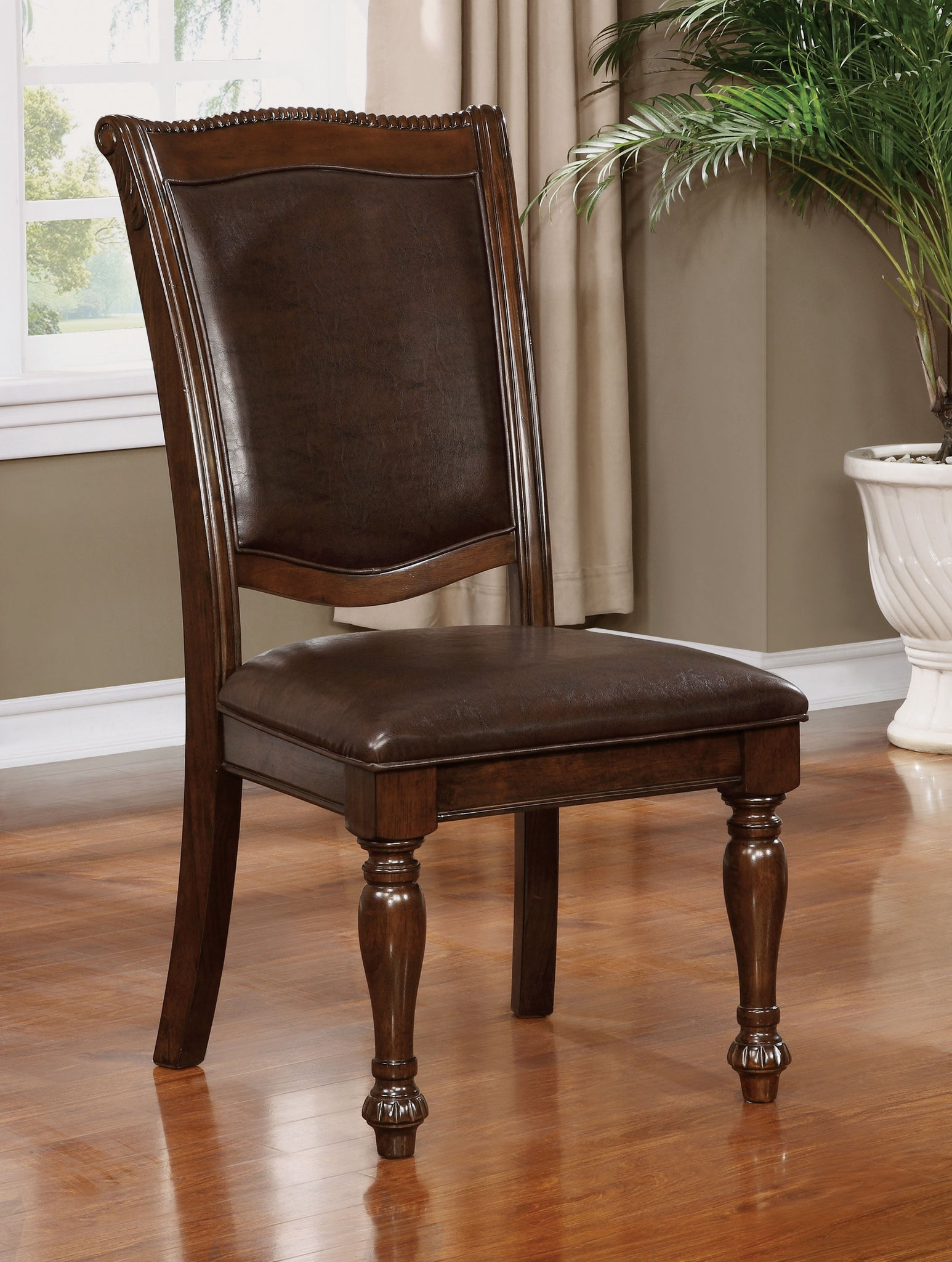 Frederick Traditional Side Chair