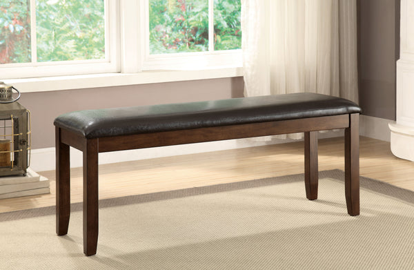 Bolivio Transitional Dining Bench - HD Furniture