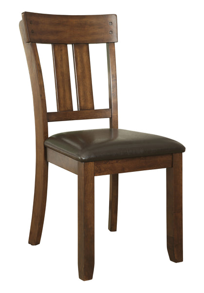 Bolivio Transitional Side Chair - HD Furniture