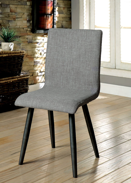 Chana Mid-Century Modern Side Chair - HD Furniture