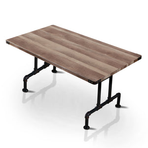 Kathryn Industrial Dining Table