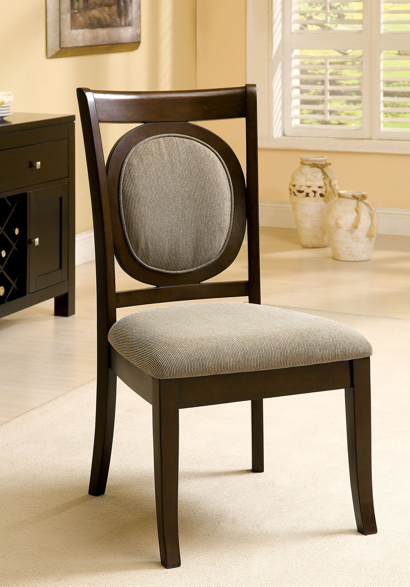 Nahn Contemporary Side Chair