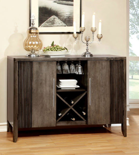 Austina Transitional Server - HD Furniture