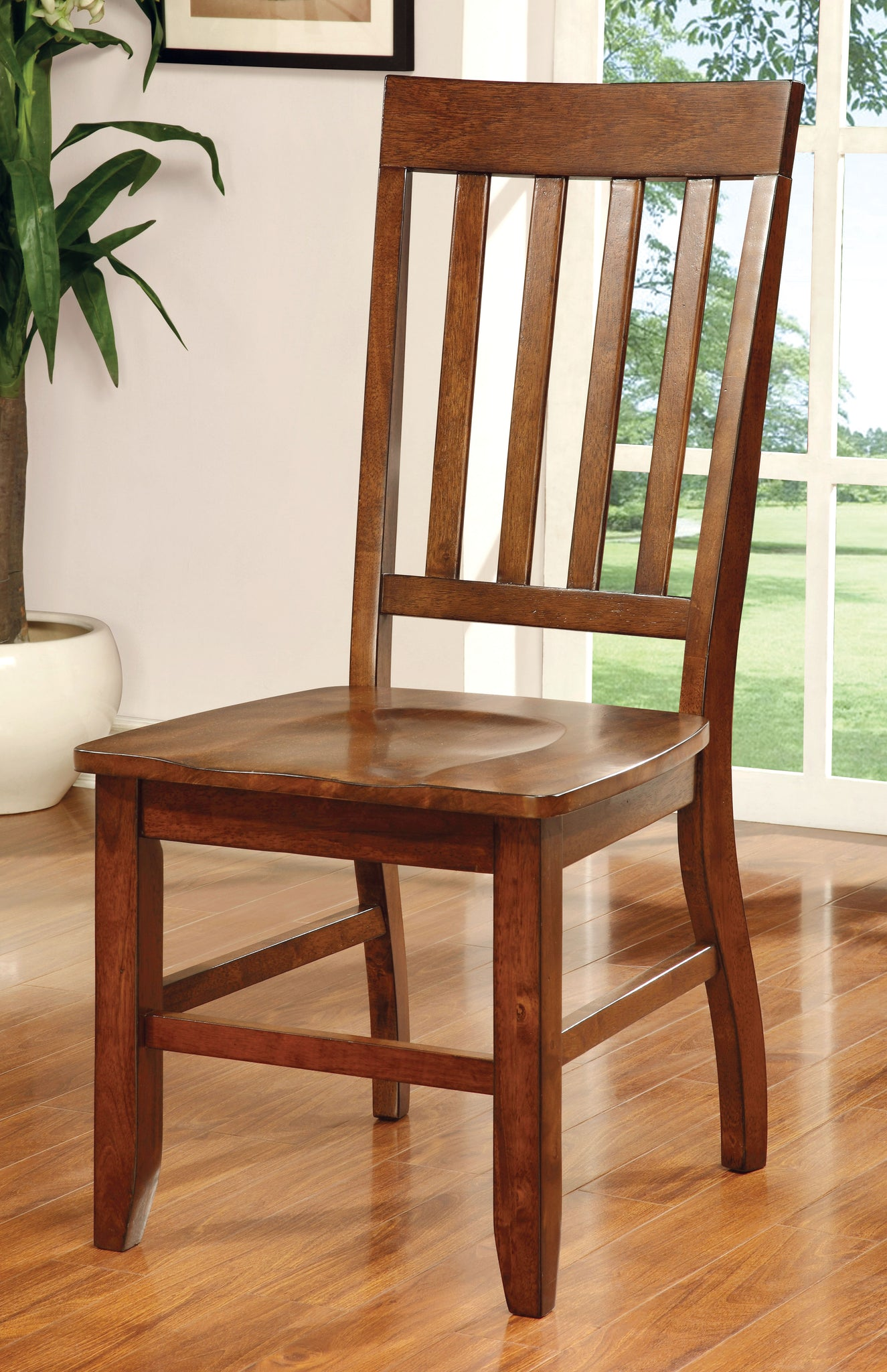 Samuels Transitional Side Chair