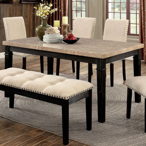 Angel Contemporary Dining Table - HD Furniture