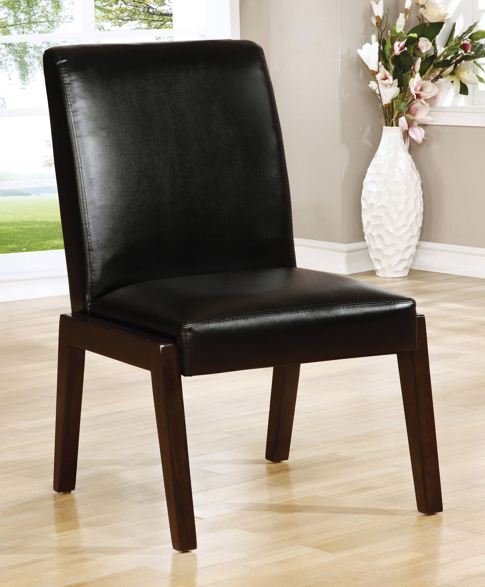 Levi Transitional Side Chair