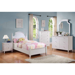 Bethany Collection Bed - HD Furniture