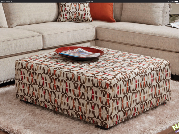 Riley Ottoman by HD Furniture