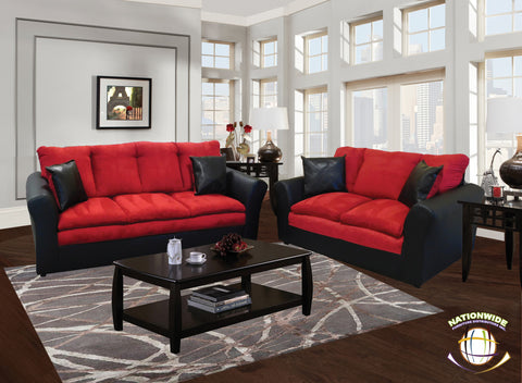 Brandon Collection Sofa by HD Furniture - HD Furniture