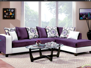 Pleasing Latoya Sectional By Hd Furniture Cjindustries Chair Design For Home Cjindustriesco