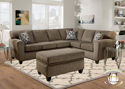 Wyatt Collection Sectional by HD Furniture