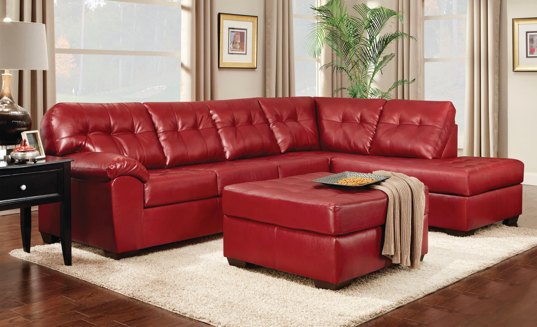 Wondrous Rosanna Sectional By Hd Furniture Cjindustries Chair Design For Home Cjindustriesco