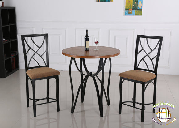3pc Pub Set by HD Furniture - HD Furniture