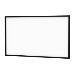 Da-Lite Da-Snap Fixed Frame Projection Screen - 108