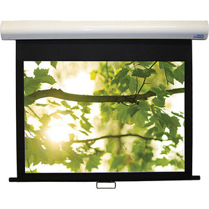 "VUTEC HD3045-080MWW 92"" 16:9 HDTV Format 45"" X 80"" Black Housing, Surface Matte white"