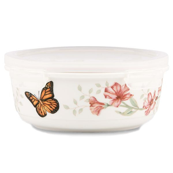 Butterfly Meadow® Serve & Store Container by Lenox - HD Furniture