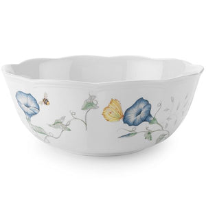 Butterfly Meadow® Serving Bowl by Lenox - HD Furniture