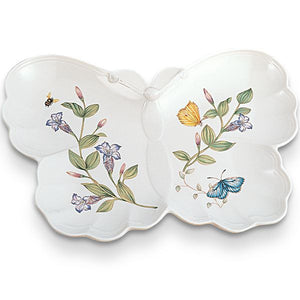 Butterfly Meadow® Hors D'oeuvres Tray by Lenox