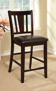 Russel Transitional Counter Height Chair