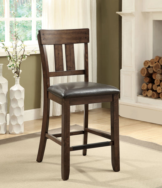 Elizabeth Transitional Counter Height Chair