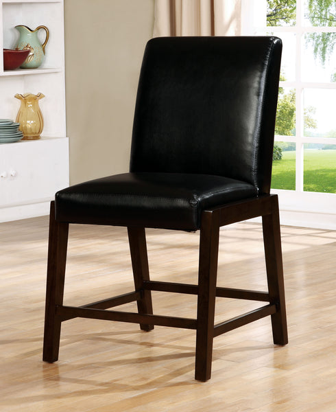 Wanda Transitional Counter Height Chair