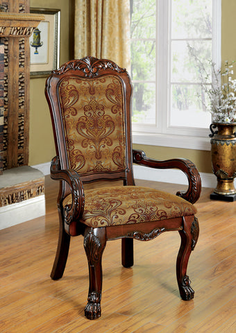 Celeste Traditional Arm Chair - HD Furniture