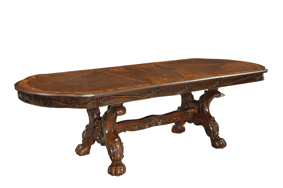 Celeste Traditional Dining Table - HD Furniture