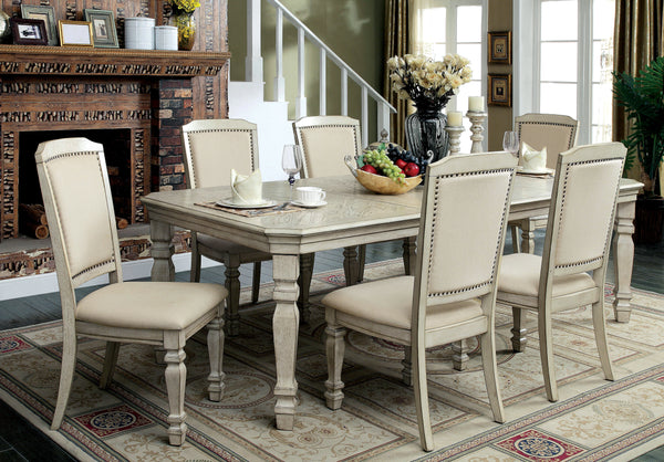 Doseo Transitional Dining table