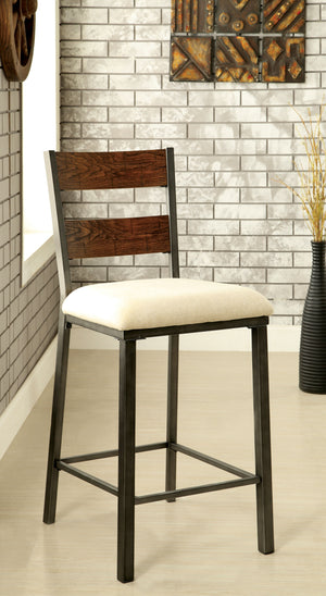 Bella Industrial Counter Height Chair