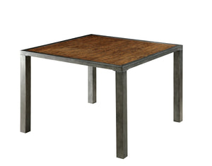 Bella Industrial Counter Height Table