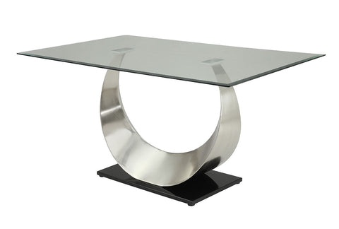 Hollie Contemporary Dining Table