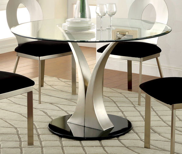 Yorba Contemporary Dining Table