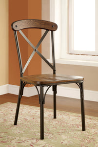 Lissa Industrial Side Chair