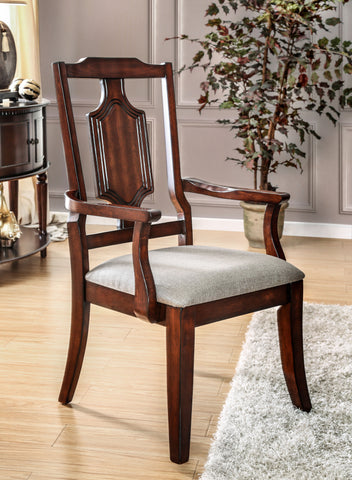 Aylie Traditional Arm Chair - HD Furniture