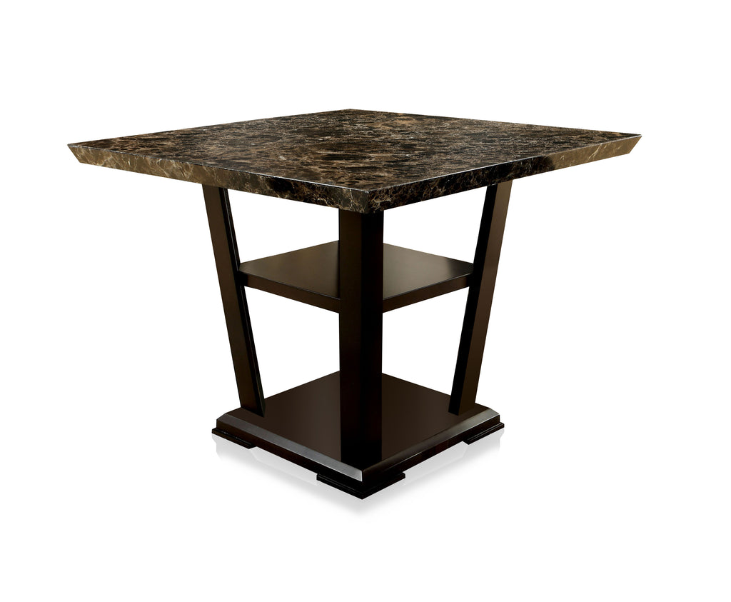 Zahirah Modern Counter Height Table