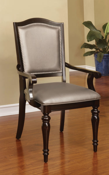 Walt Transitional Arm Chair