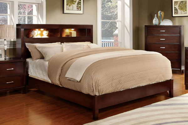 Logan Contemporary Cal. King Bed