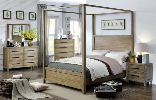 Lanta Contemporary Cal. King Bed
