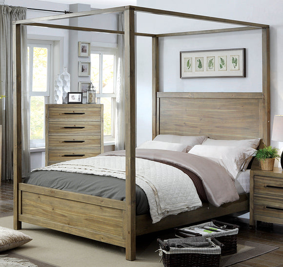 Lanta Contemporary E. King Bed