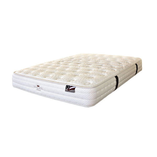 "Brunner 12"" Tight Top Mattress with Gel Memory Foam - HD Furniture"
