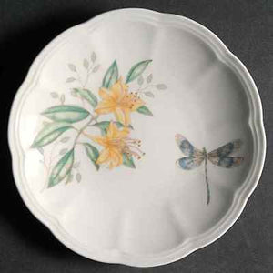 Butterfly Meadow® Party Plate by Lenox