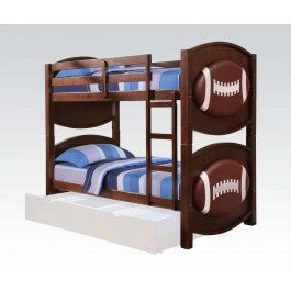 ALLSTAR FOOTBALL T/T BUNK BED - HD Furniture