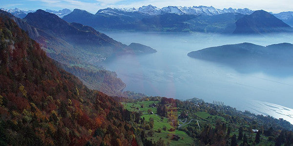 Switzerland — Indian Summer