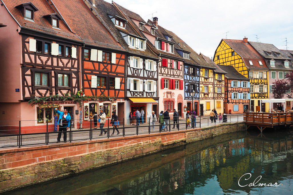 Colmar Alsace France INVIN Travel