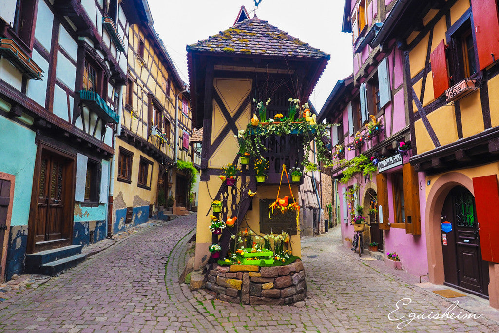 Eguisheim Alsace France INVIN Travel & Jewelry