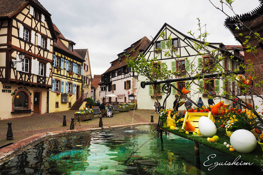 Eguisheim Alsace France INVIN Travel and Jewelry